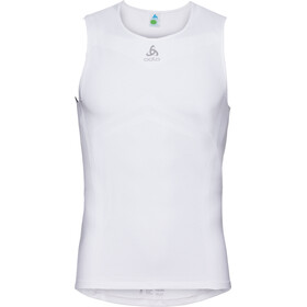 Odlo Breathe Crew Neck Singlet Men white